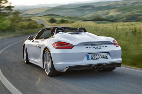 spyder porsche 2016 porsche boxster reviews and rating motor trend