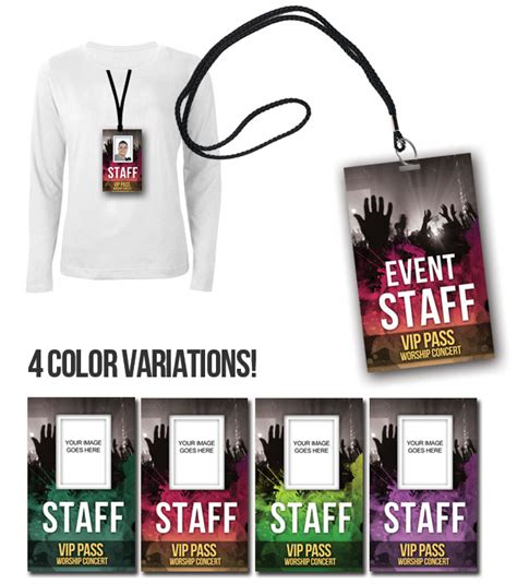 Vip Pass Vip Pass Psd Templates And Vip Vip Name Tag Template