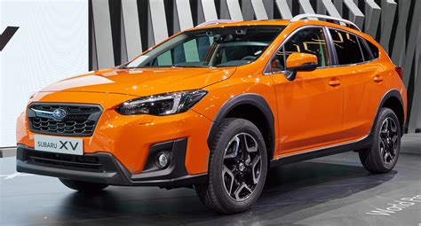 crosstrek xv 2018 2018 subaru xv new looks better dynamics safety