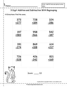 free math printouts from the teacher s guide