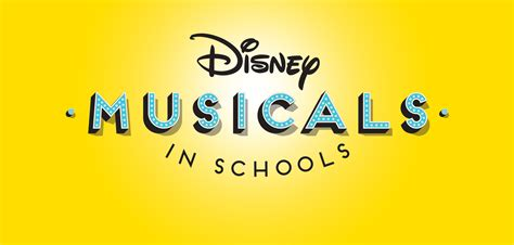 in school disney musicals in schools