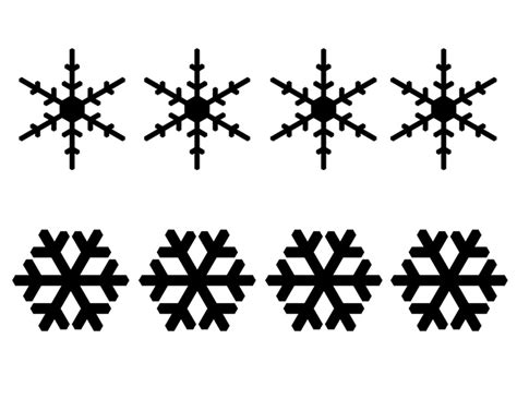19 awesome snowflake template for royal icing images snowflake template jpg 792 215 612 pixels baking basics