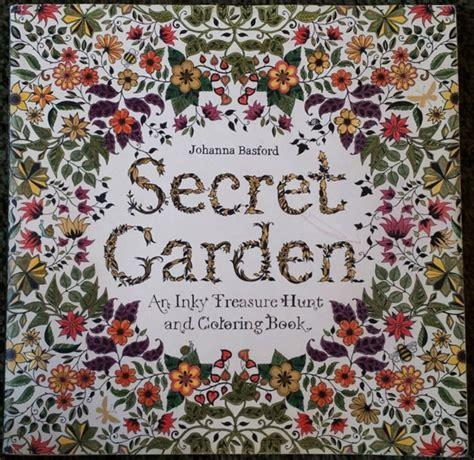 secret garden coloring book article johanna basford s secret garden coloring bo