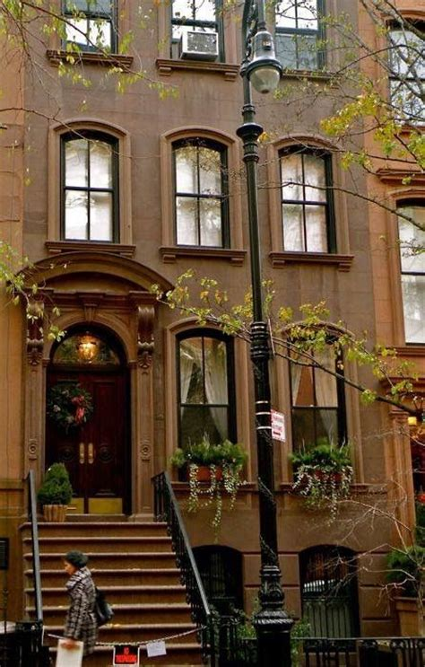 28 best beautiful brownstones images on