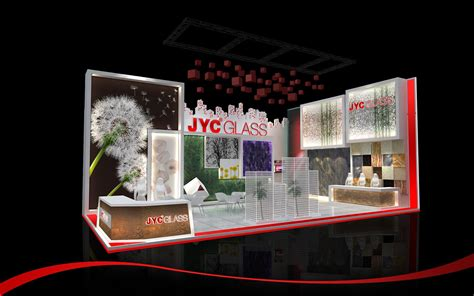 booth design in china exhibition stands in guangzhou