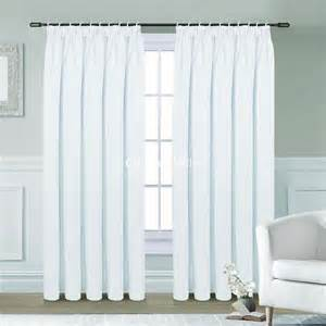 Blackout Curtains White White Blackout Curtains Chiltern Mills