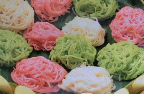 cara membuat siomay dari tepung kanji resep cara membuat kue putu mayang yang enak