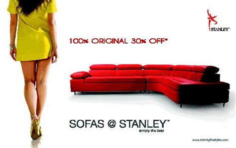stanley leather sofa bangalore sofas at stanley sales deals discounts and offers 2018