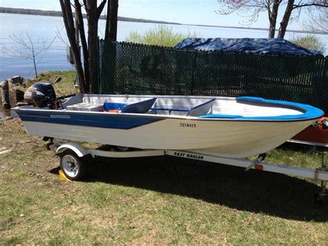 fishing boat for sale ottawa gatineau boat 14 feet fiberglass pirate fisherman outside ottawa