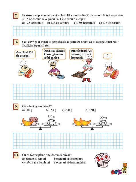 test matematica evaluare matematica teste pentru portofoliu clasa a ii a