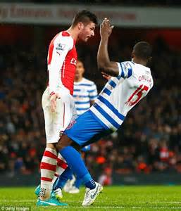 arsenal s boxing day game off football sport express arsenal 2 1 qpr match report alexis sanchez and tomas