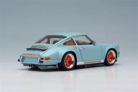 Singer Porsche Replica by Make Up Vision Porsche Singer 911 964 Diecastsociety