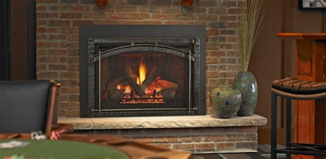 Open Wood Burning Fireplace Inserts by Venting For Fireplace Inserts Heat Glo