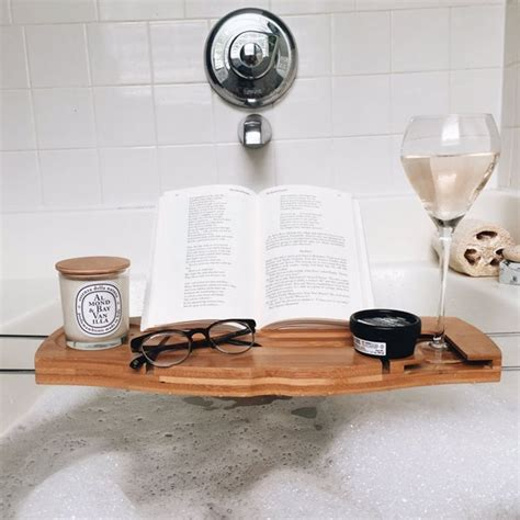 book holder for bathtub bathtub archives the homy design
