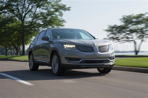 lincoln mkx styling review  car connection