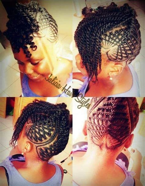 nice braid pattern via narahairbraiding http 1000 images about love the kids braids twist and natural