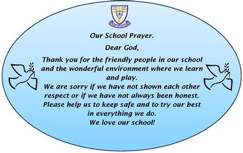 for school school prayer richard school harrogate