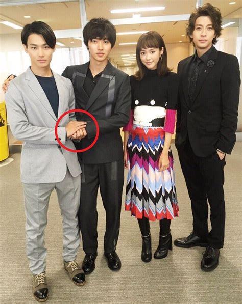 mirei kiritani shohei miura team sukina hito guest appearance on tv show quot smap x