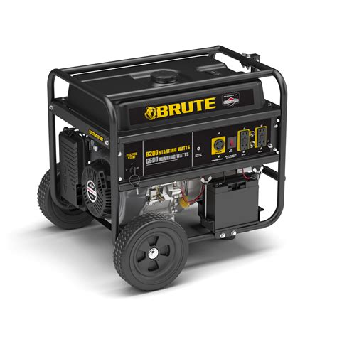 www power portable generators brute power
