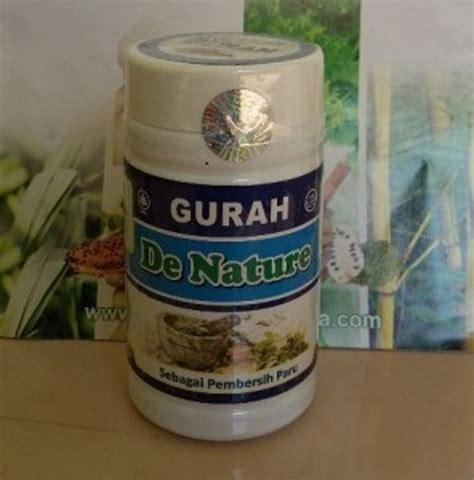 Obat Herbal Gurah De Nature obat gurah suara obat pita suara gurah de nature de