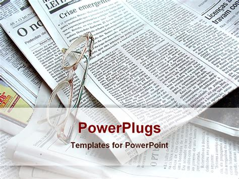 openoffice newspaper template powerpoint newspaper template 21 free ppt pptx potx