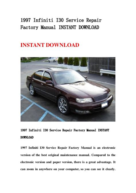 service manual 1997 infiniti i free service manual download free 2000 infiniti i online blog posts uploadmvp