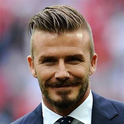 David Beckham Hairstyles by David Beckham Hairstyles S Hairstyles Haircuts 2017