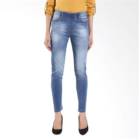 Bawahan Zaskia Denim Skirt Harga Termurah jual bawahan wanita branded terlengkap harga terjangkau
