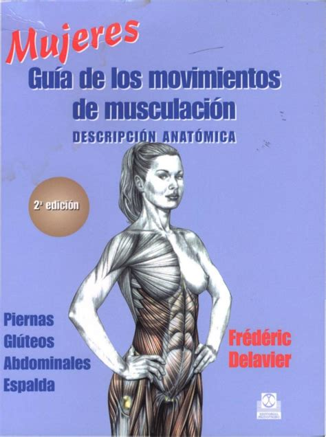 libro gimnasio para dedos en guia de los movimientos de musculacion