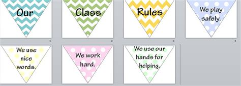 printable classroom banner little miss kim s class tips for developing classroom