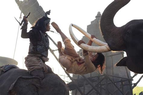 film ong bak 2 elephant fight wise kwai s thai film journal news and views on thai