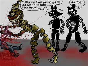 Springtrap arrival drawing ering30 169 2015 mar 29 2015