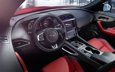 jaguar f pace inside comparison jaguar f pace r sport 2018 vs rolls royce