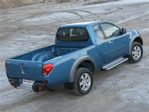 2006 Mitsubishi L200 2006 Mitsubishi L200 Pictures Information And Specs