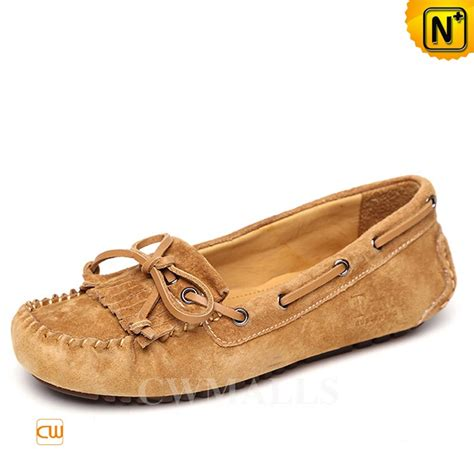 womens driving loafers womens leather driving moccasins cw306025