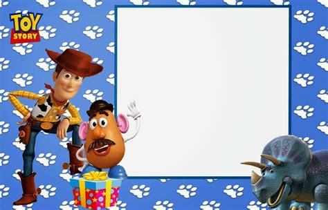 imagenes feliz cumpleaños toy story toy story invitaciones para imprimir gratis ideas y