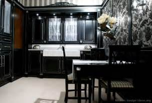 kitchen design ideas cabinets pictures of kitchens traditional black kitchen