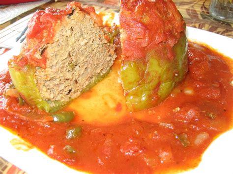 outback al hungarian stuffed green peppers