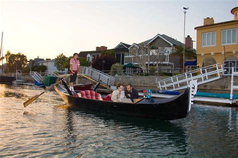 gondola boat ride in long beach gondola rides in los angeles and orange county