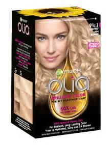 olia hair colors olia ammonia free lightest cool hair color garnier