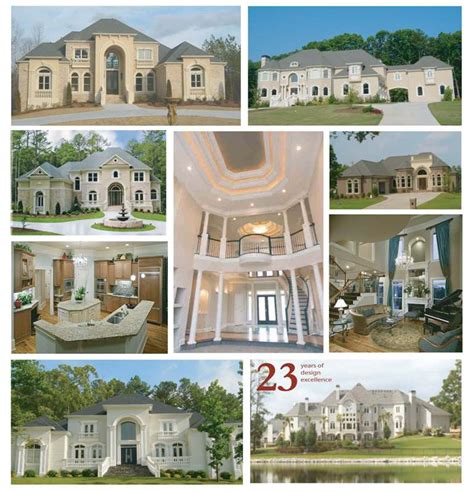 Mansion Designs Introducing Custom Luxury Mansion Designs By Architect