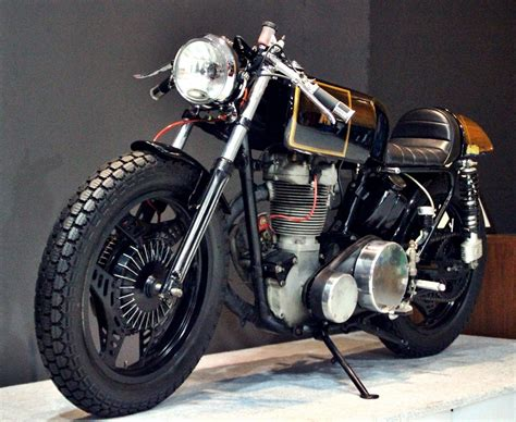 S W A T Rangers Warna classic cafe racer matchless 54 studiomotor custom bike