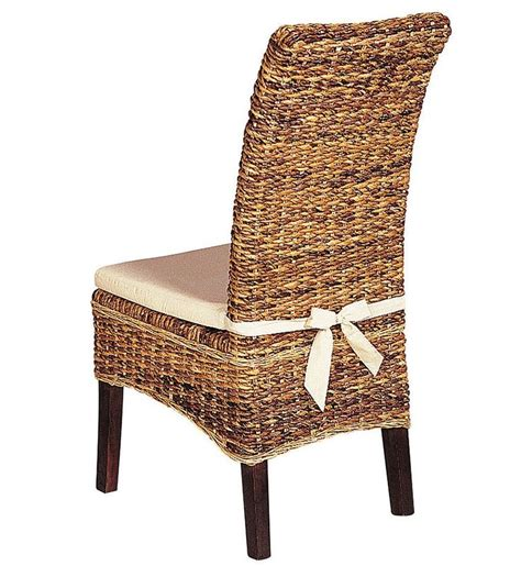 wicker kitchen furniture 25 best ideas about wicker dining chairs on pinterest