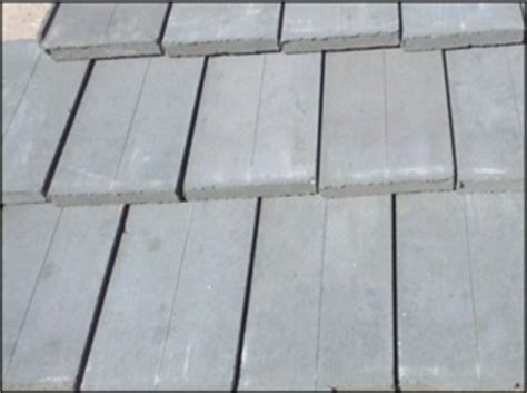 Flat Concrete Roof Tile Duntex Flat Roof Tile Concrete Roof Tile Carroll S Building Materials