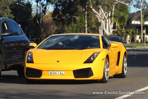 Lamborghini Australia Sydney Lamborghini Gallardo Spotted In Sydney Australia On 08 31