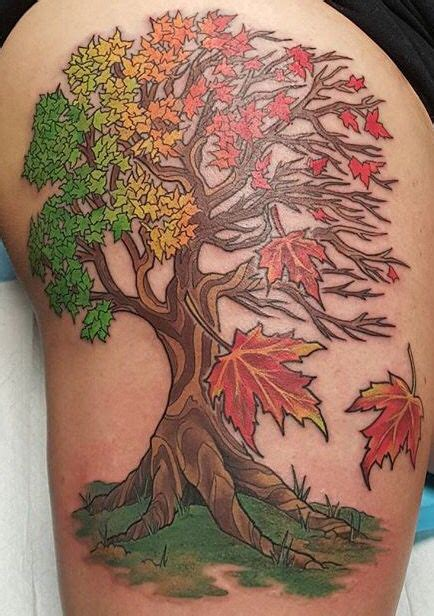 Tattoo Shannon Edmonton | 186 best images about tree tattoos on pinterest aspen