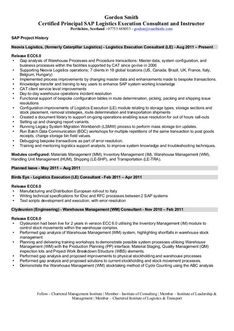 buzz words for consultant resume