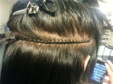 sewn in hair sewn in hair extensions cost shorthairstyleslong com