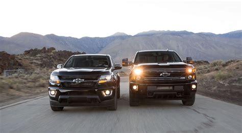Vs Silverado by Silverado Vs Colorado Carl Black Chevrolet Buick Gmc