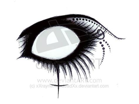 easy gothic drawings in pencil google search anime